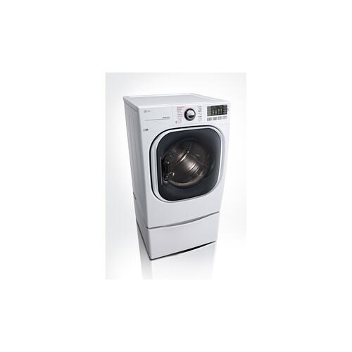 7.4 cu. ft. Ultra Large Capacity TurboSteam™ Gas Dryer