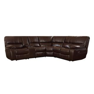 See Details - Reclining Sectional w/ Left Console