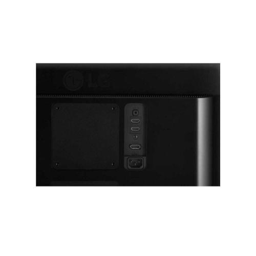 LG - 24'' Class 4K UHD IPS LED Monitor (24'' Diagonal)