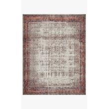 View Product - LAY-12 Ivory / Brick Rug