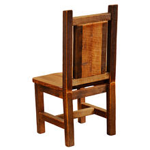 Artisan Side Chair - Antique Oak seat