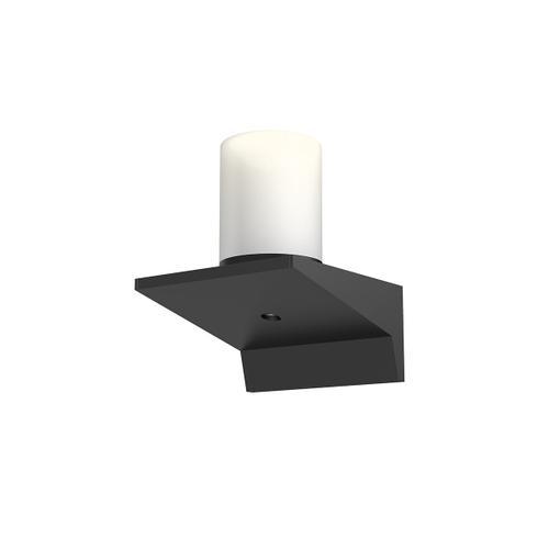"Sonneman - A Way of Light - Votives LED Sconce [Color/Finish=Satin Black, Shade Size=3"" height x 2.25"" diameter]"