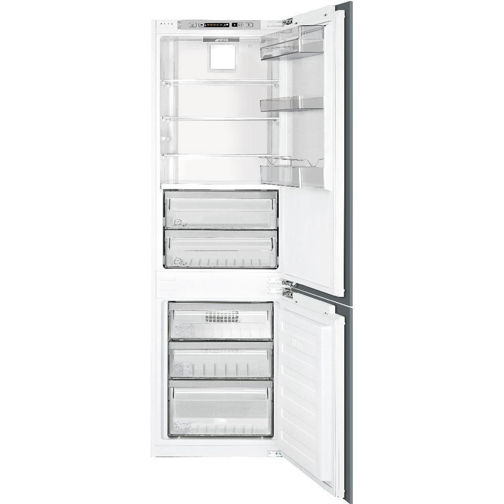 "Smeg24"" Fully Integrated Refrigerator/freezer"