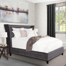LEAH - GRANITE CAL KING BED