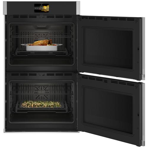 """GE Appliances - GE Profile™ 30"""" Smart Built-In Convection Double Wall Oven with Right-Hand Side-Swing Doors"""
