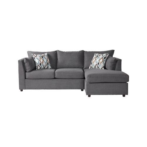 Hughes Furniture - 13500 Armless Chair