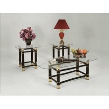 See Details - Horn Cocktail Table Base-bk