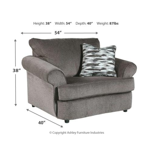 Allouette Oversized Chair