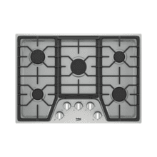 "30"" Built-In Gas Cooktop with 5 Burners"
