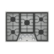 """30"""" Built-In Gas Cooktop with 5 Burners"""