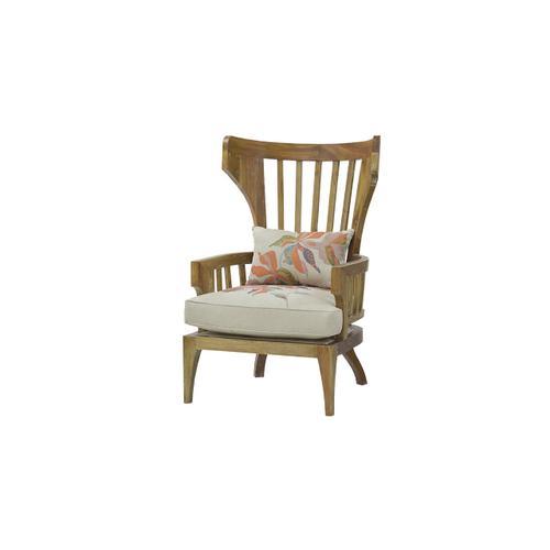 Gallery - Laurel Wing Chair (48 x 31 x 34)