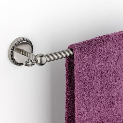 Single Towel Rail - Fixed Rail 70 Cm