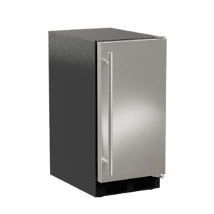 Marvel15-In Low Profile Built-In Crescent Ice Machine with Door Style - Stainless Steel