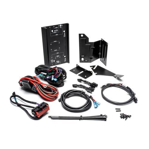 Rockford Fosgate - 1998-2013 Harley-Davidson® Road Glide® & Street Glide® Amplifier Wiring Kit