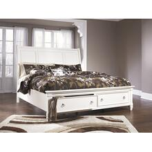 Prentice Queen Storage Footboard