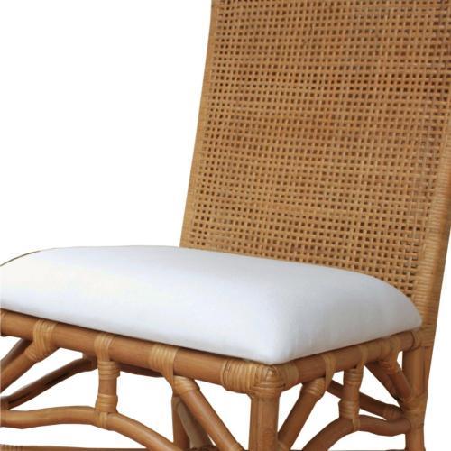 Lilou Rattan Chair, Honey