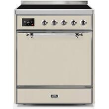 "30"" Inch Antique White Freestanding Range"
