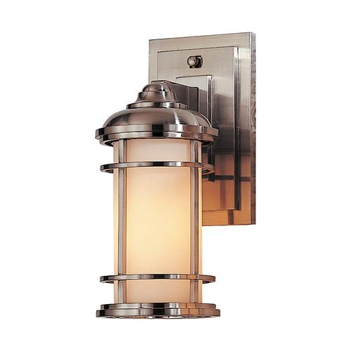 Lighthouse Small Lantern Brushed Steel