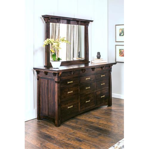 M Ryan 9-Drawer Dresser