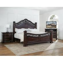 Monte Carlo King Bed