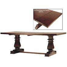 View Product - Lauren Extension Dining Table