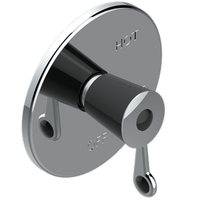 Trim for pressure balance valve