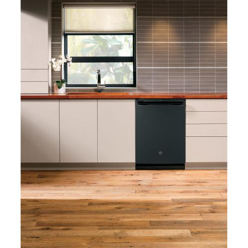 GE Built-In Tall Tub Dishwasher with Hidden Controls