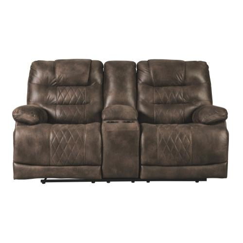 Welsford Power Reclining Loveseat With Console