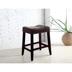 Crown Mark - Kent Saddle Chair 24