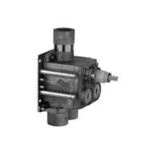 Product Image - In-wall rough valve only for high flow thermostatic mixer 39558