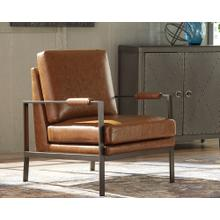 Peacemaker Accent Chair Brown