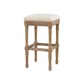 See Details - Walker Stool 30'' (putty)