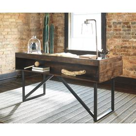 See Details - Starmore Home Office Desk Brown