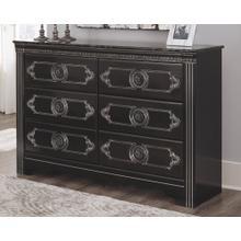 Banalski Dresser Dark Brown
