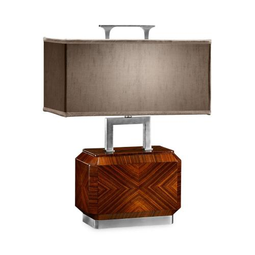 Tea Caddy Table Lamp for Stainless Steel