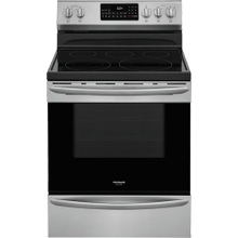 Scratch & Dent Frigidaire Gallery 30'' Freestanding Electric Range with Air Fry