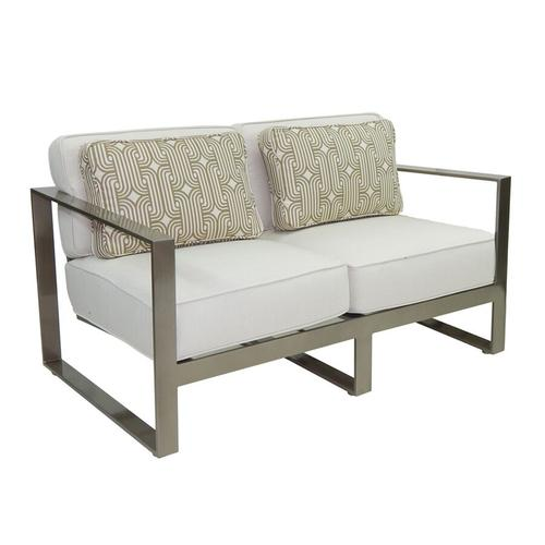 Castelle - Park Place Cushioned Loveseat