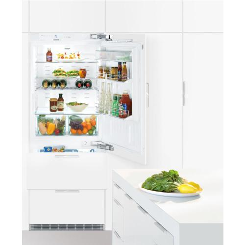 Liebherr - Combined refrigerator-freezer with NoFrost for integrated use