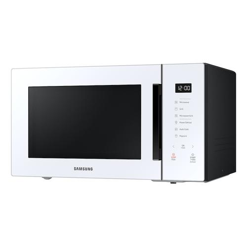 1.1 cu. Ft. Countertop Microwave with Grilling Element in White