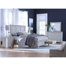View Product - Queen Panel Bed with Storage