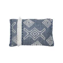 14x22 Hand Woven Mila Pillow