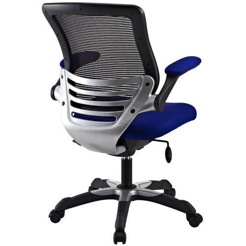 Edge Mesh Office Chair in Blue