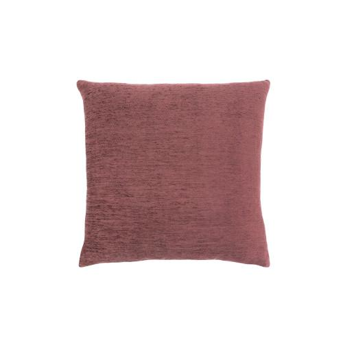 """Gallery - PILLOW - 18""""X 18"""" / SOLID DUSTY ROSE / 1PC"""
