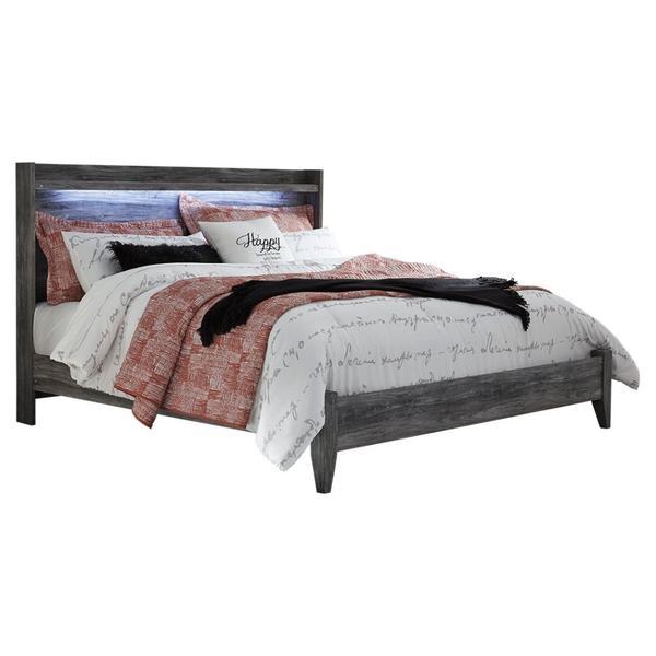 Baystorm King Panel Bed