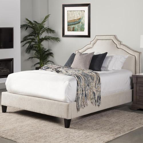 CASEY - LACE Queen Bed 5/0