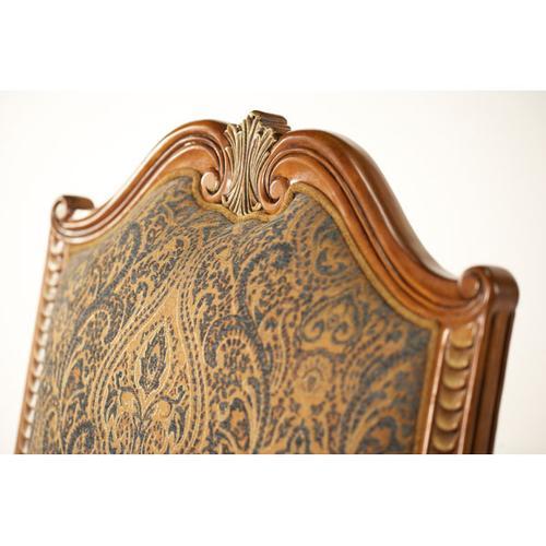 Wood Trim Chair
