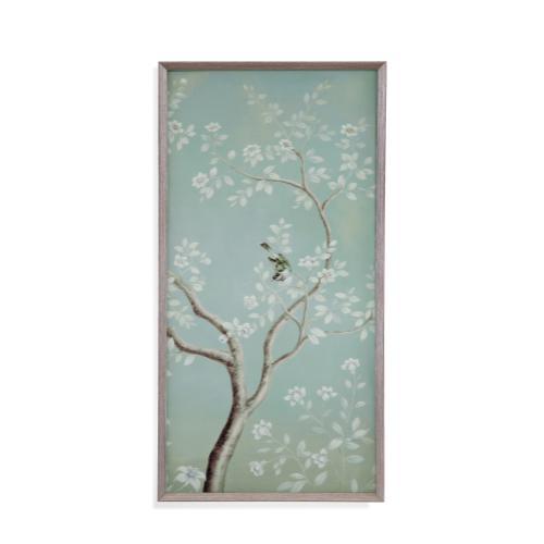 Bassett Mirror Company - Birds & Flowers II