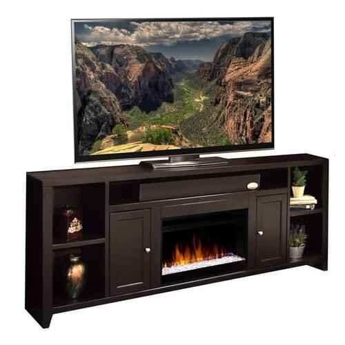 "Urban Loft 84"" Super Fireplace Cons"