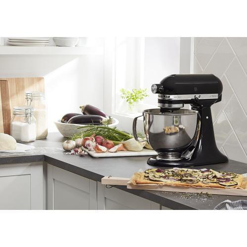Product Image - Artisan® Series 5 Quart Tilt-Head Stand Mixer - Onyx Black