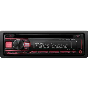 Alpine - Advanced MP3/WMA/CD Receiver